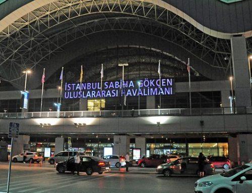 پرواز استانبول فرودگاه سبیها