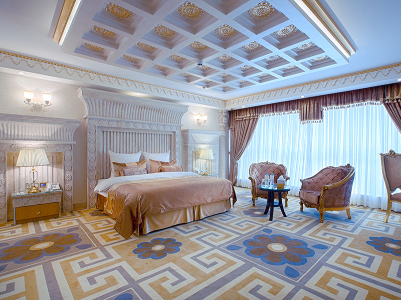 هتل ۵ ستاره الماس (۲) مشهد